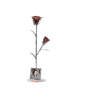 Fotolijstje roos-0