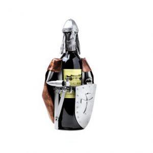 Wijnfleshouder ridder-0