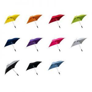 Paraplu vierkant-0