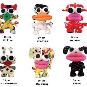 Crazy Dolls 30 cm-0