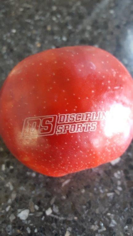 gegraveerde appel