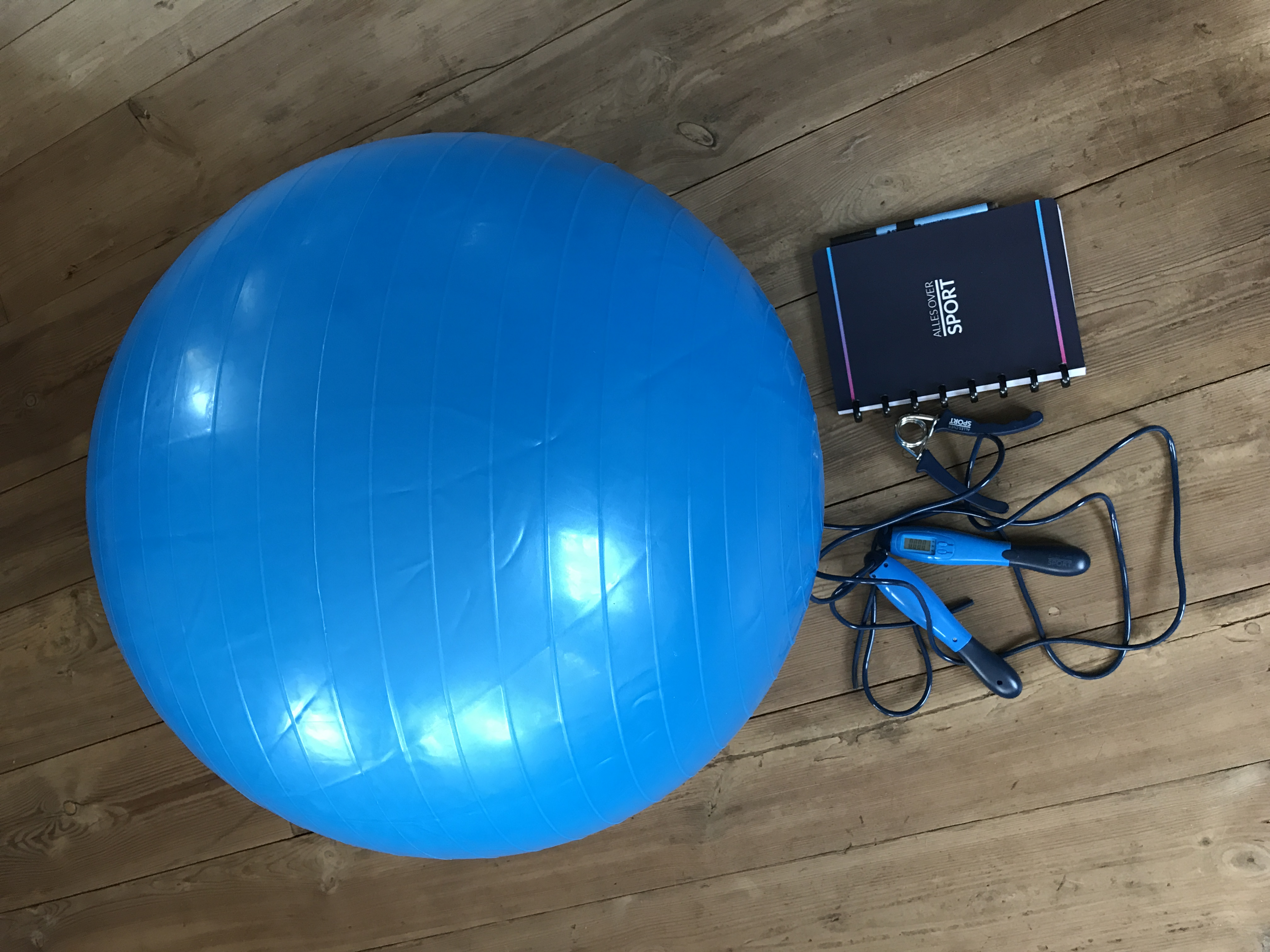 fitness pakket