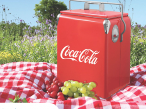 koelbox coca cola