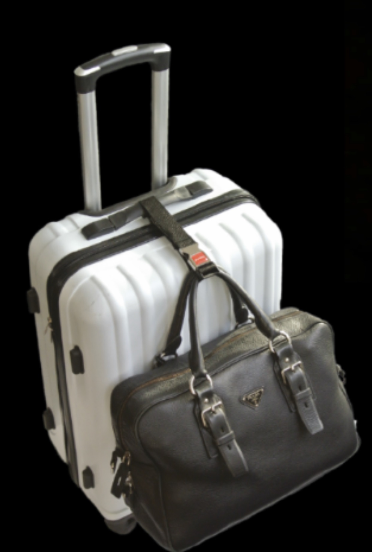 vakantie koffer en tas