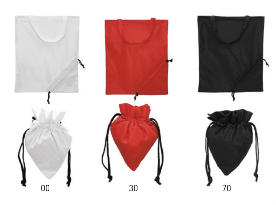 hartvormige tas