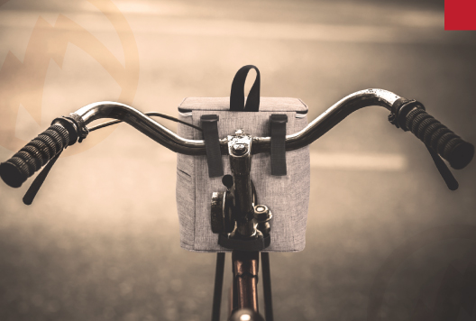 fiets koeltas