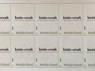 eigen postzegel post.nl