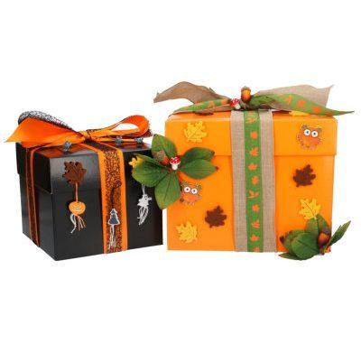 halloween geschenkdoos