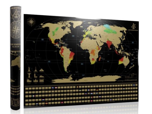 wereldkraskaart