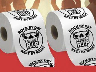 bedrukt toiletpapier