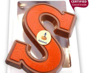 chocolade letter rabobank