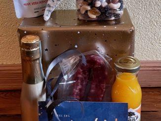 nieuwjaars receptie borrelpakket